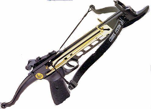 Barnett range of pistol crossbows