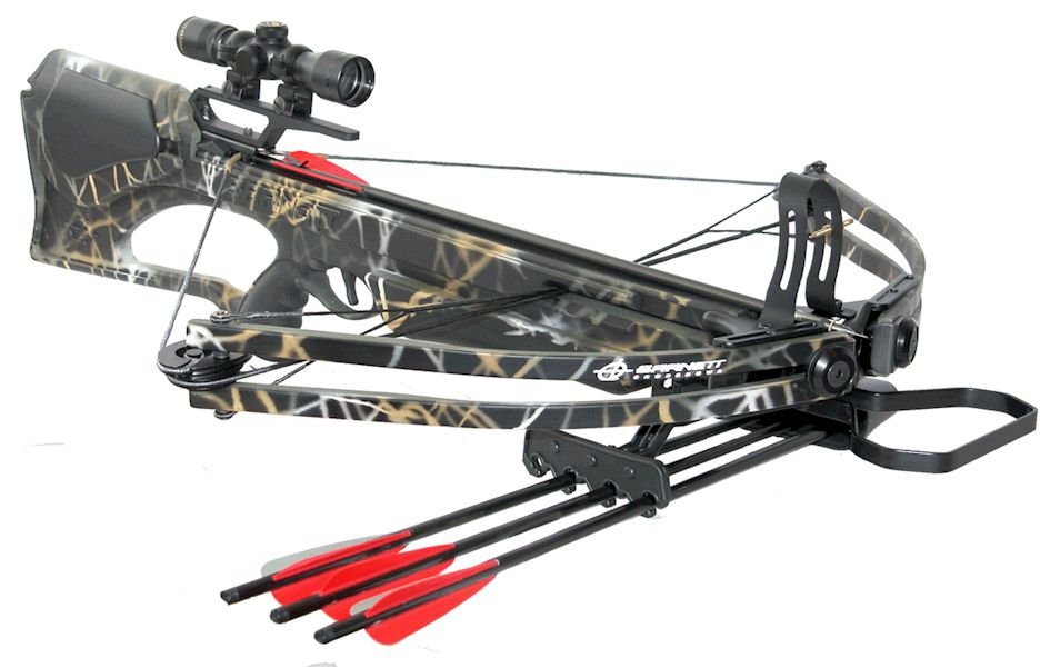 barnett compound crossbows